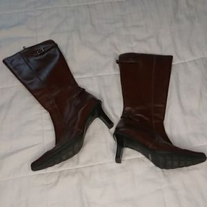 Women's Kenneth Cole Reaction leather boots